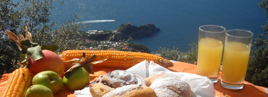 Miramare Bed and Breakfast Amalfi Coast - Agerola