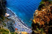 beach Amalfi Coast